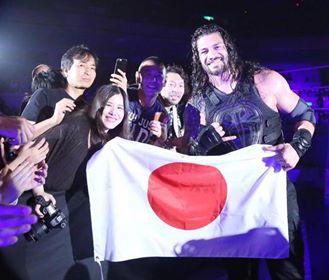 【お知らせ】WWE様が東北支援のためのチャリティーオークション及びYahoo!ネット募金を開催!
